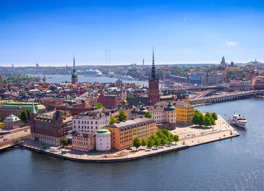 Master Class -  Stockholm