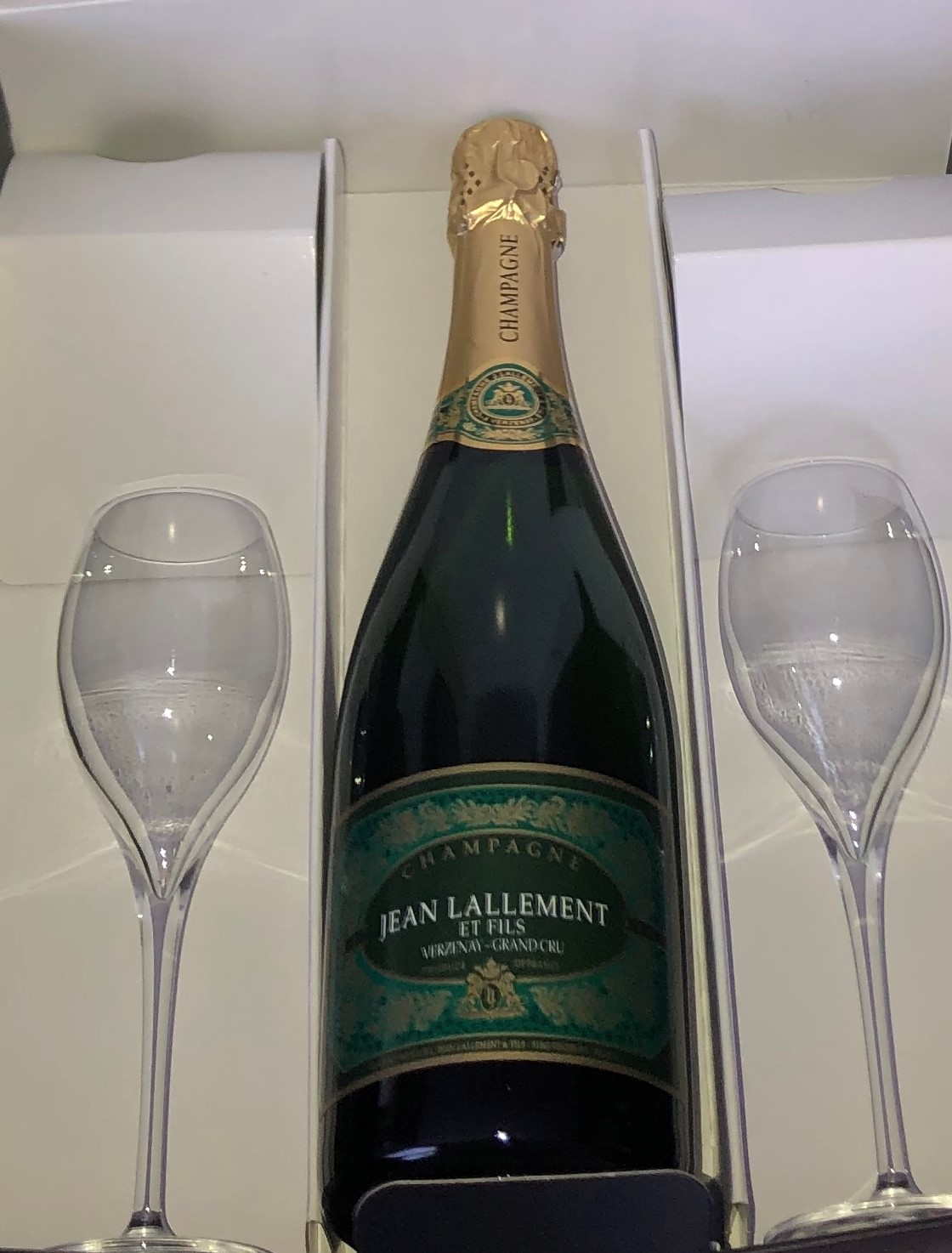 Coffret Brut Tradition